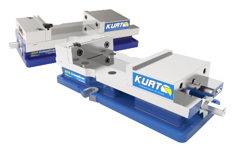 Kurt Workholding Products | DX4 and DX6 Vises